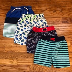 Other - Toddler Boy Swimsuits